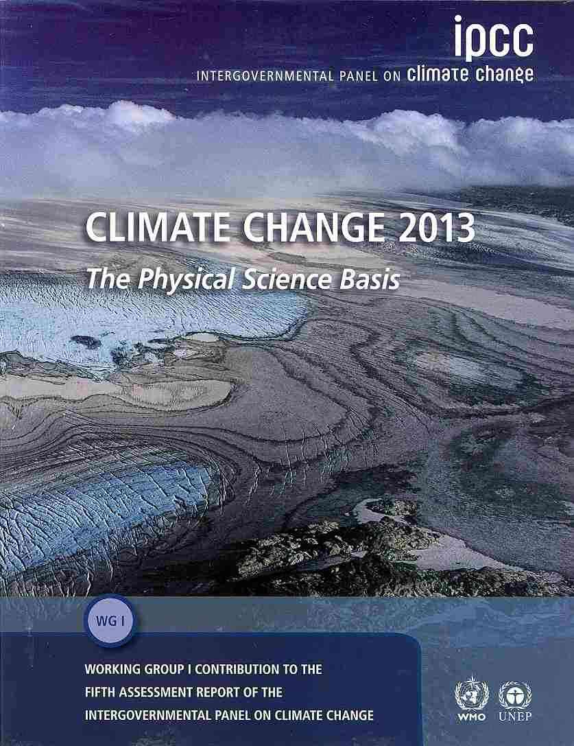 Climate Change 2013 By Intergovernmental Panel on Climate Change (EDT)